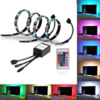 EveShine Bias Lighting TV Backlight for HDTV LED Strips Led Lights with Remote Control