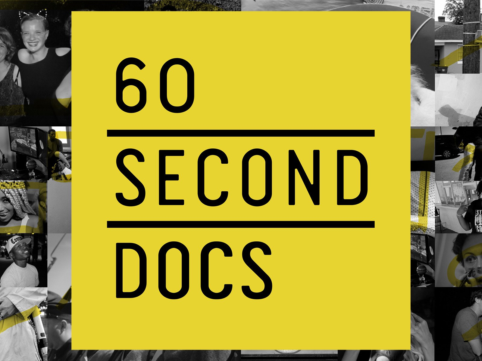 60 Second Docs - Season 1