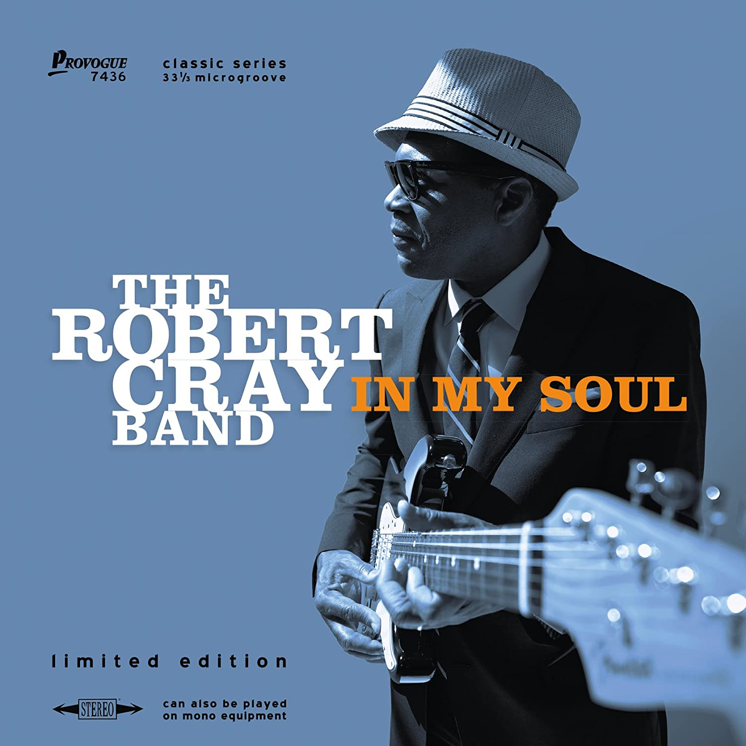 The Robert Cray Band - In My Soul 71chzL4UWzL._SL1500_