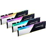 G.SKILL Trident Z Neo (for AMD Ryzen) Series 64GB (4x16GB) 288-Pin RGB DDR4 3600 (PC4 28800) DIMM F4-3600C16Q-64GTZNC (Tamaño: 64 Gb)