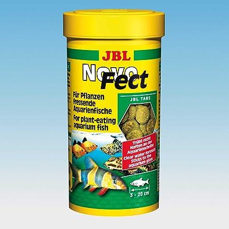Jbl novofect nourriturepourpoissons 1 for Jbl nourriture poisson