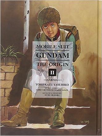 Mobile Suit Gundam: The Origin, Vol. 2- Garma