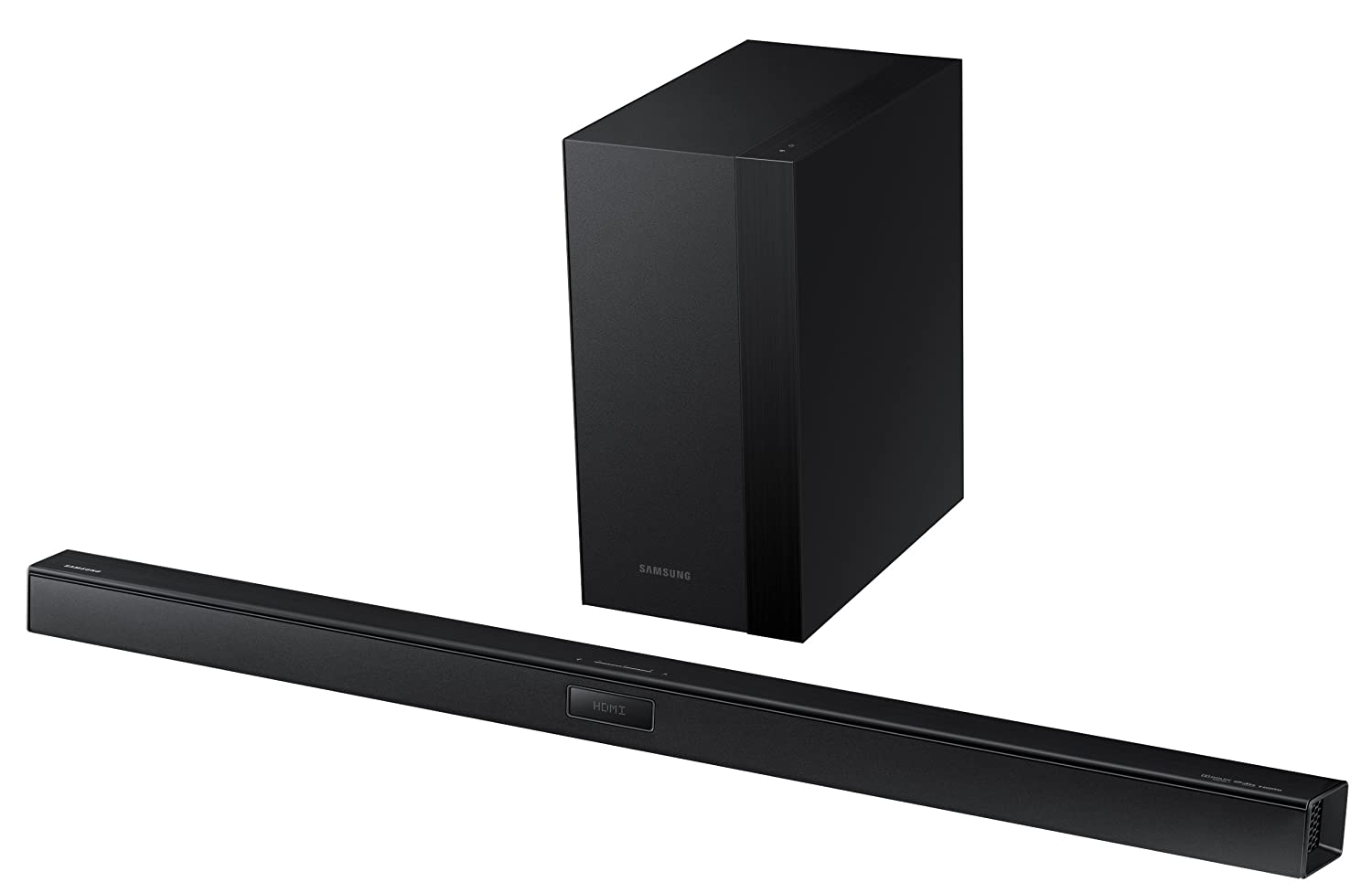 Samsung HW-H450 2.1 Channel 290 Watt Wireless Audio Soundbar (2014 Model)