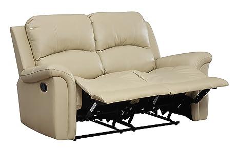 Glory Furniture G795-RL Reclining Loveseat, Beige