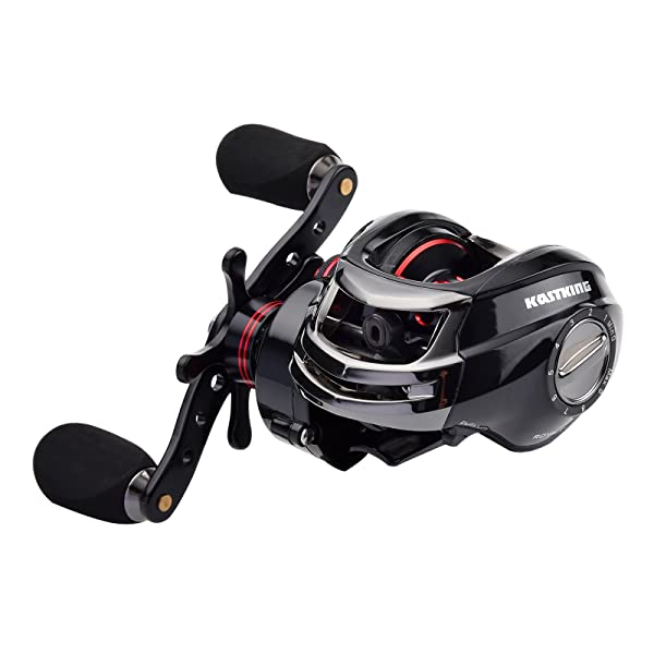 KastKing Royale Legend Baitcasting Fishing Reel – Perfect Baitcasting Reel – 11 + 1 Shielded Bearings – 17.5 Lb Carbon Fiber Drag - 7.0:1 Gear Ratio