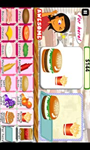 Yummy Burger Maker Kids Doodle Games - Funny, Cool, Simple, Cartoon Cooking Casual Gratis Apps for All Boys and Girls by Fun Cool Best Action funny App Games Apps