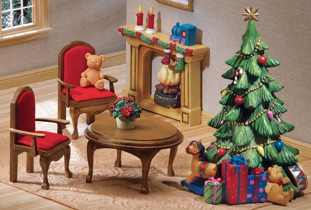 Mini Christmas Furniture