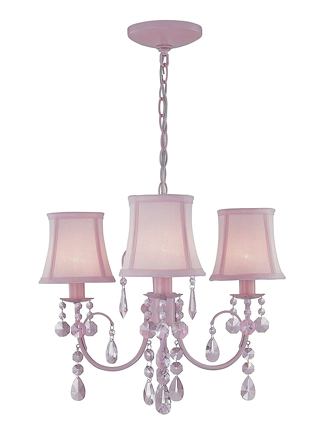 pink chandelier for girls room fantastic five list