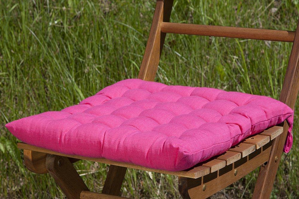 Design Sitzkissen SUMMER Pink 40x40cm