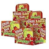 Twang Chili Lime Flavored Salt, Twangerz 2 Pack, Flavor Blends, 1 Gram Packets, 400 count