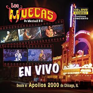 LOS MUECAS EN VIVO DESDE EL APOLLOS 2000