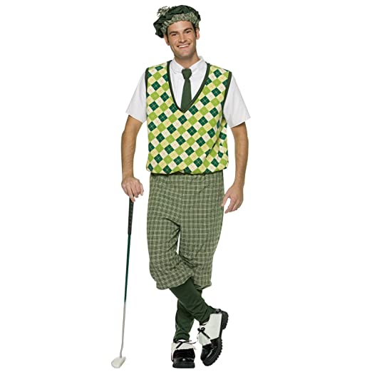 Old Tyme Golfer