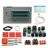 TL866CS,Mastertool TL866CS Programmer with 21 Adapters High Performance Universal USB Minipro Tl866cs