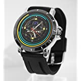 Honda Grand Civic Type R Steering Custom Watch Fit Your Shirt (Color: Black)