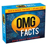OMG Facts 2019 Boxed Daily Calendar