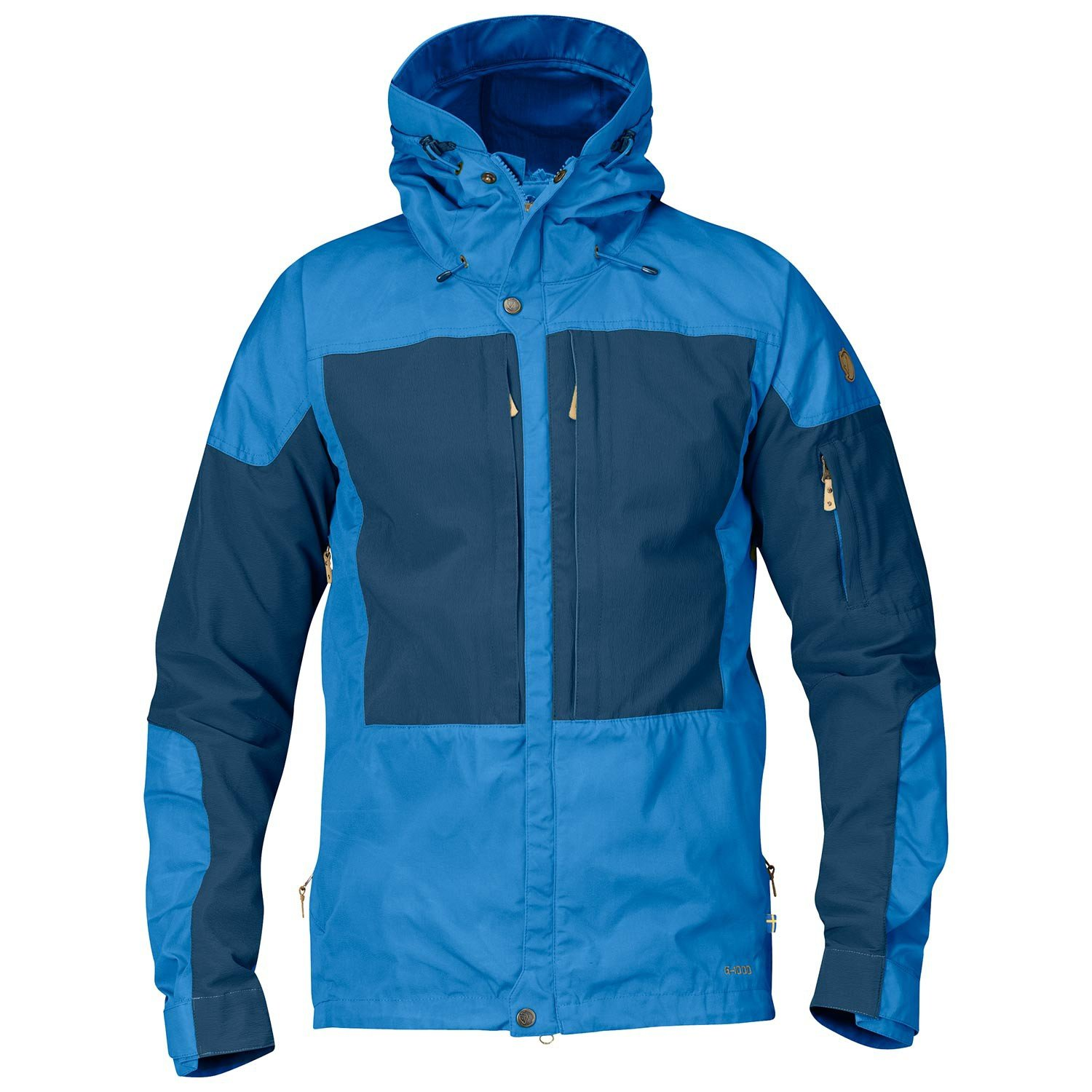 Fjällräven Keb Jacket, Size:XL;Color:UN Blue (525)