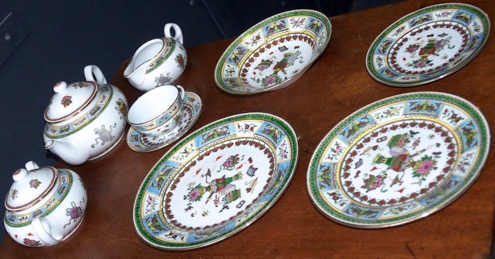 Beautiful Chinese Dinnerware Sets