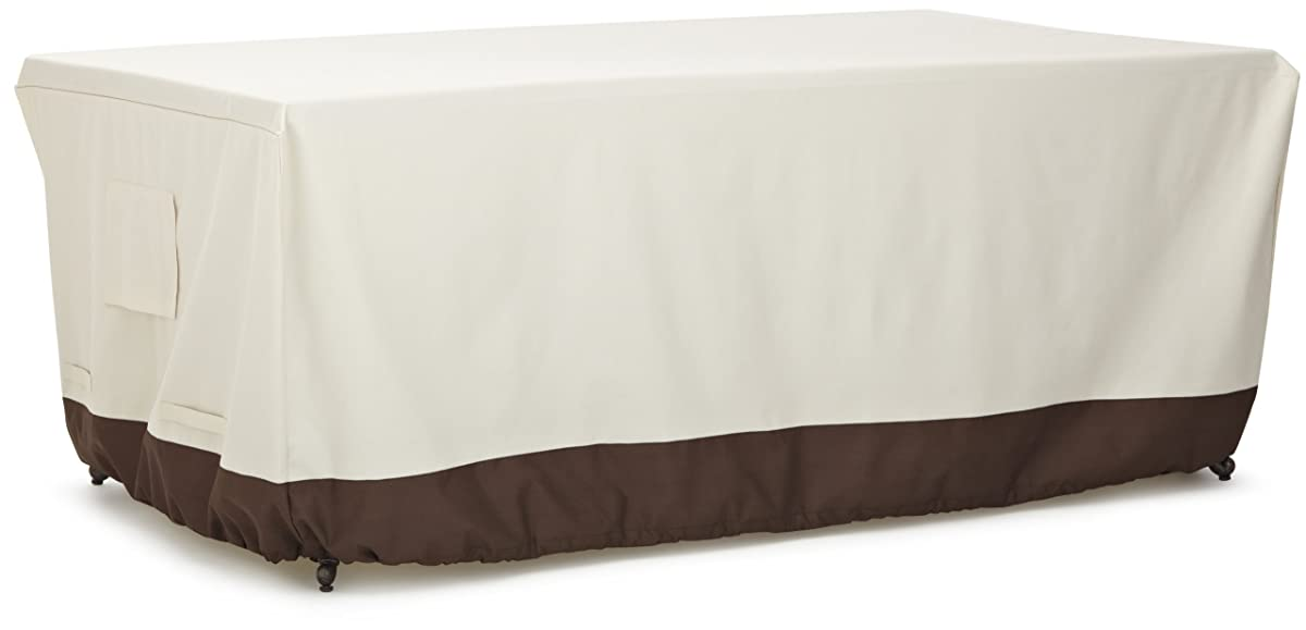 AmazonBasics Dining Table Patio Cover - 72-Inch