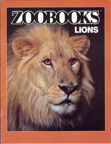 Lions (Zoobooks): John Bonnett Wexo: Amazon.com: Books