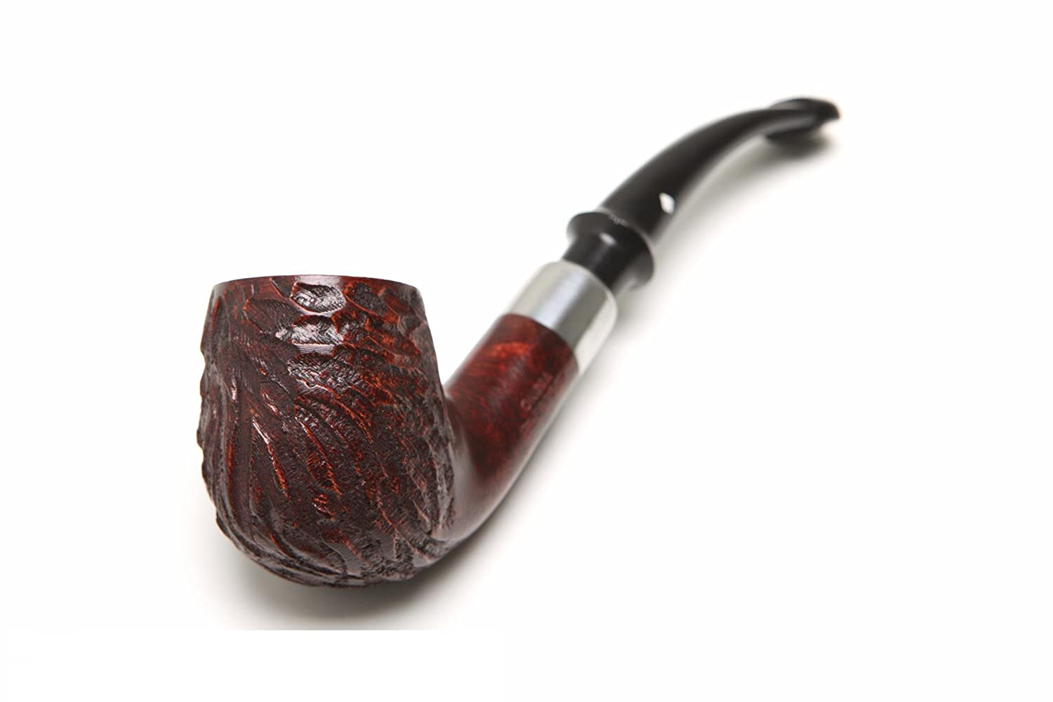Dr. Grabow Omega Pipe – Carved Finish