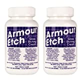 Armour Etch Cream, 10-Ounce (?wo ?ack) (Tamaño: ?wo ?ack)