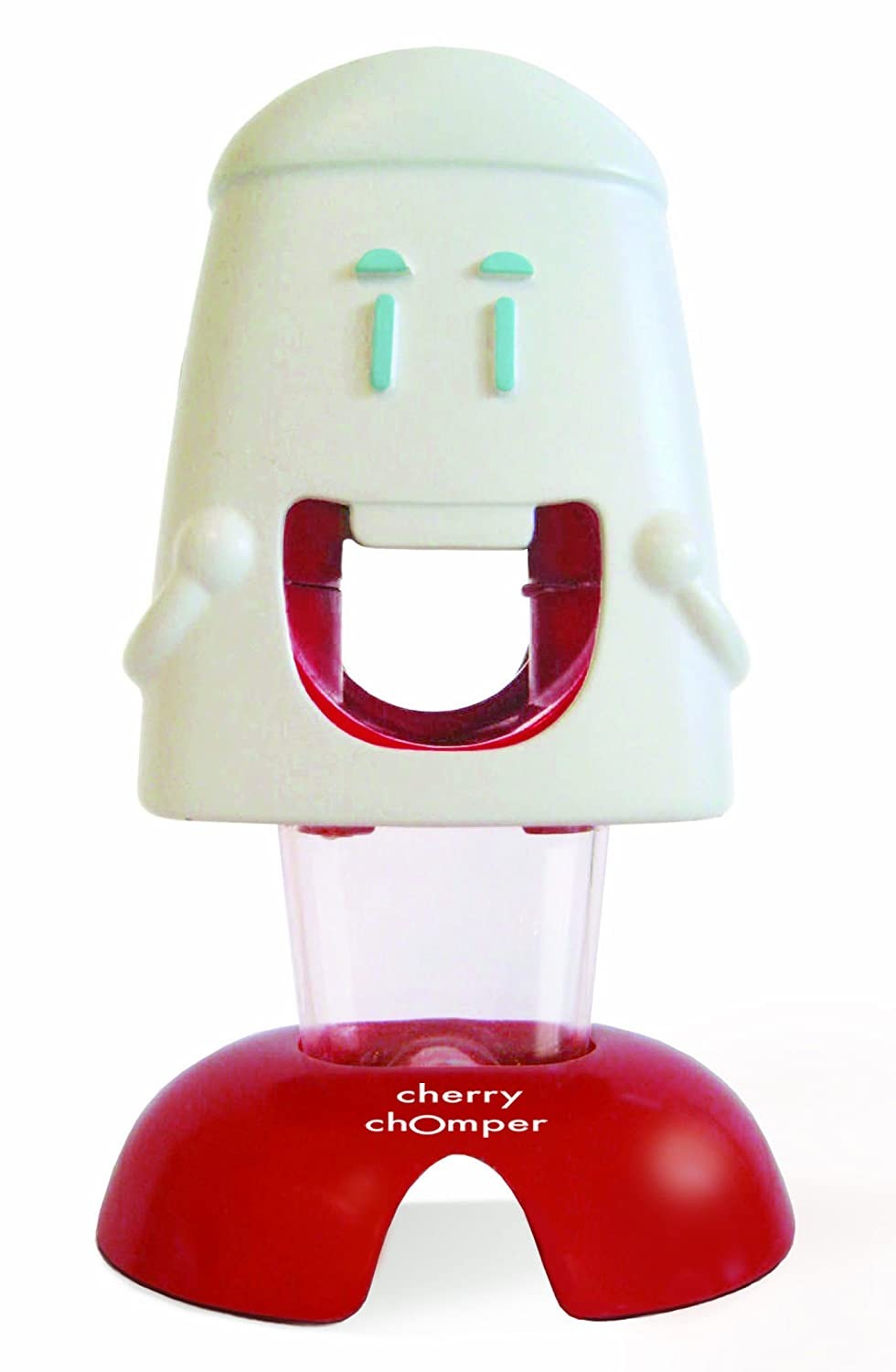 Cherry Chomper: for your cherry pit needs!