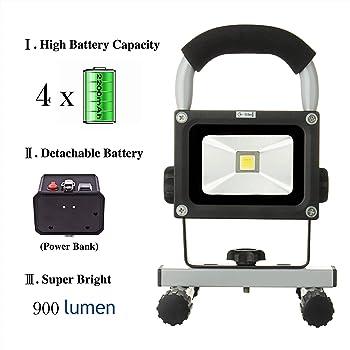 Loftek 10W Portable LED Work Light