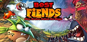 Best Fiends from Seriously Digital Entertainment Ltd.