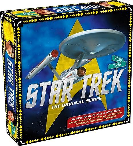 Star Trek Road Trip Jeu de société