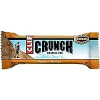 10-Pack Clif Crunch Granola Bars Peanut Butter 1.48 oz.