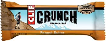 10-Pack Clif Crunch Granola Bars