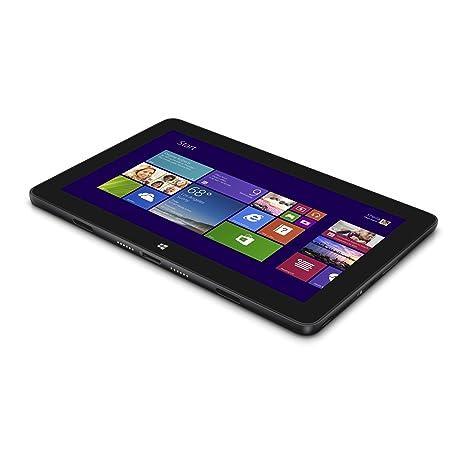 """Dell Venue 11 Pro 5130 W8.1 3G SV Tablette tactile 10,8"""" (27,43 cm) Intel Atom 3770 1,46 GHz 2 Go Windows 8.1 Wi-Fi Noir"""