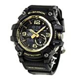 G-Shock GG-1000GB-1A Master of G - Vintage Gold Series Watches - Black/One Size