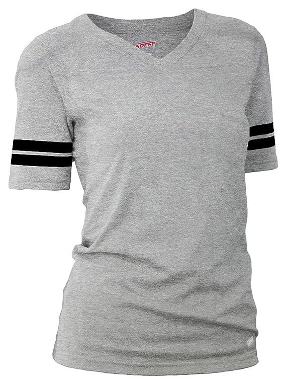 MJ Soffe The Football Short Sleeve Tee Womens