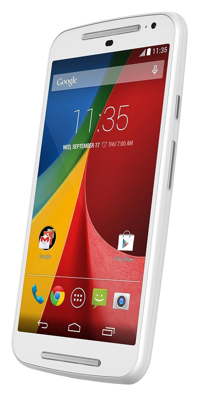 Motorola Moto G (2nd generation) - Global GSM - Unlocked - 8GB Black