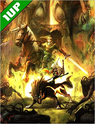 The Legend of Zelda: Twilight Princess Strategy Guide & Game Walkthrough - Cheats, Tips, Tricks, AND MORE! written by 1UP GUIDES