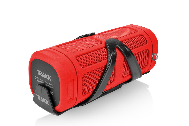 Waterproof Portable Bluetooth Bike Speaker