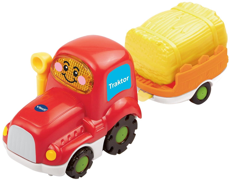 VTech 80-152304 – Tut Tut Baby Flitzer, Traktor und Anhänger günstig bestellen
