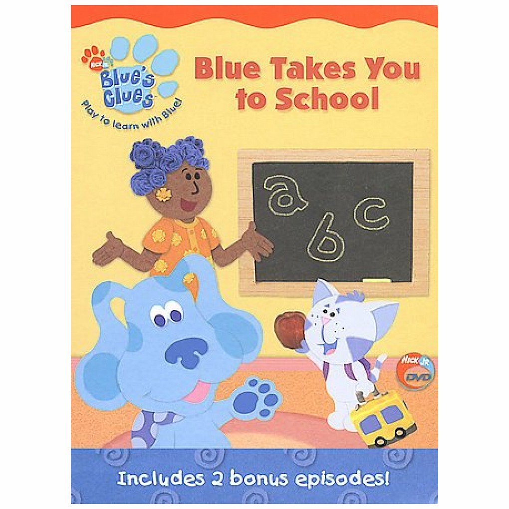 http://www.amazon.com/BLUES-CLUES-BLUE-TAKES-YOU-SCHOOL/dp/B00G4RG8CC/