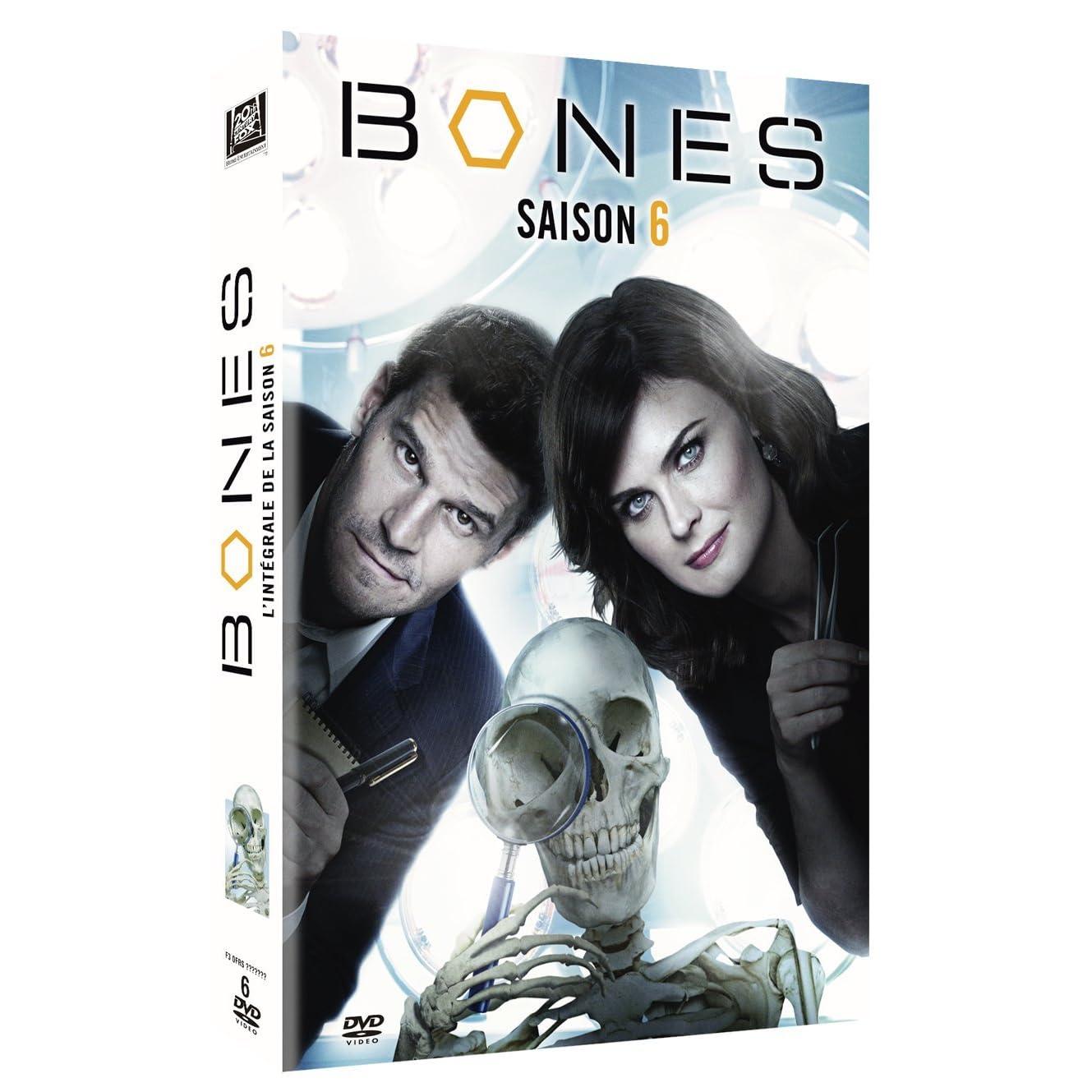 Bones - Saison 6 [Complete]