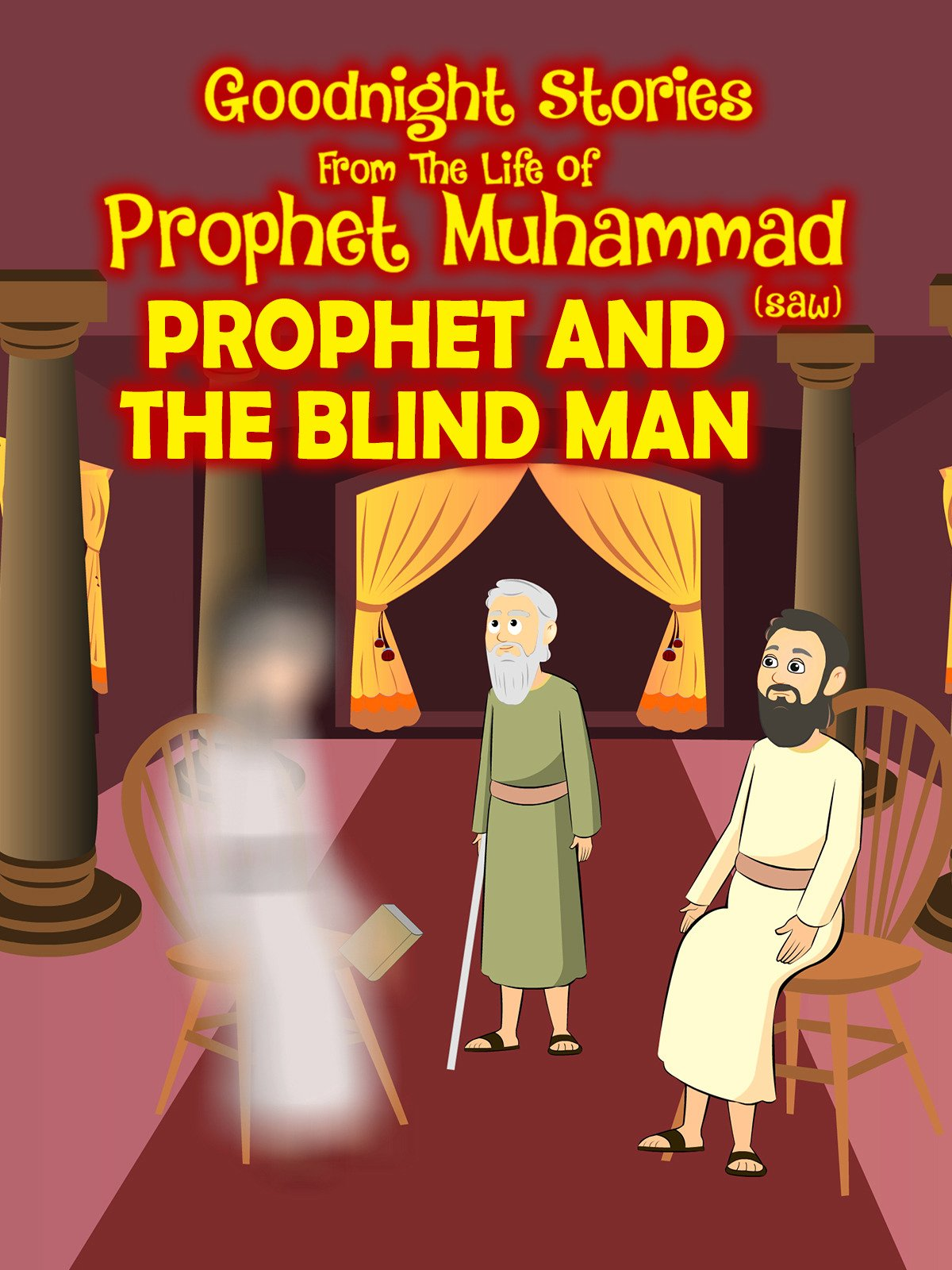 Clip: Prophet and the Blind Man