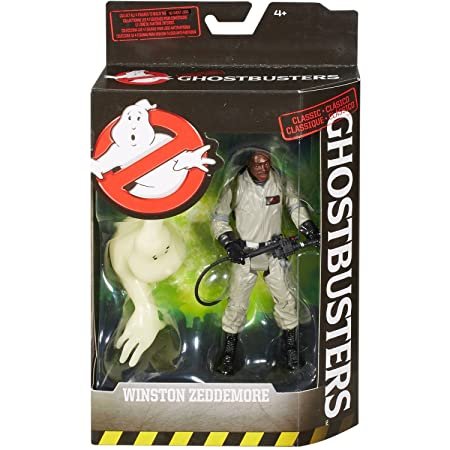 Mattel Ghostbusters Winston Zeddmore 6 Action Figure by Mattel