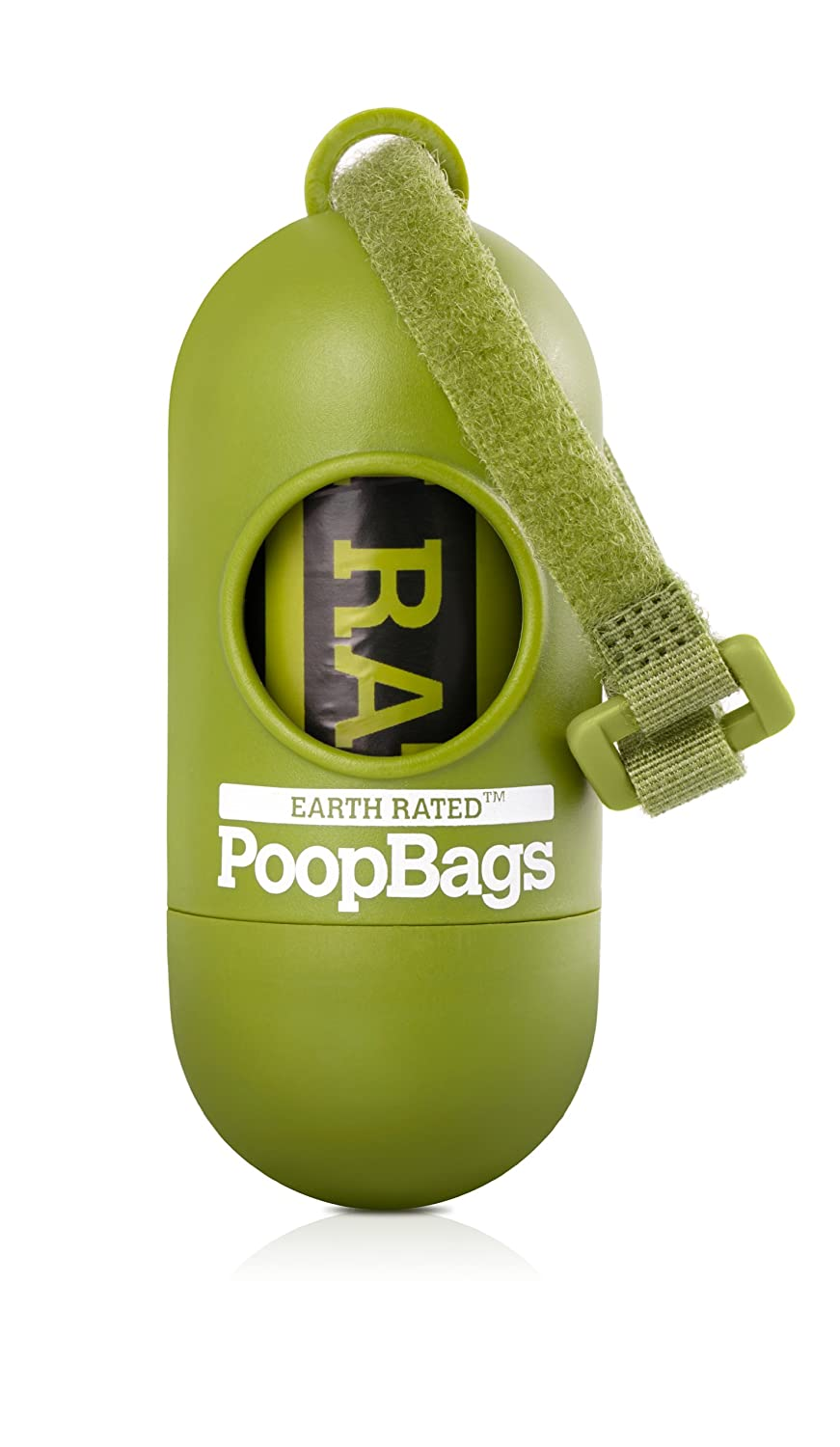 Earth Rated Green Dispenser with Dog Waste Poop Bags - Pups World