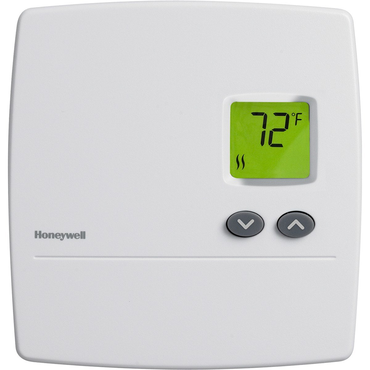 Honeywell rlv3100a1017 e non programmable thermostat for for Electric radiant heat thermostat