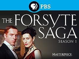 The Forsyte Saga Season 1