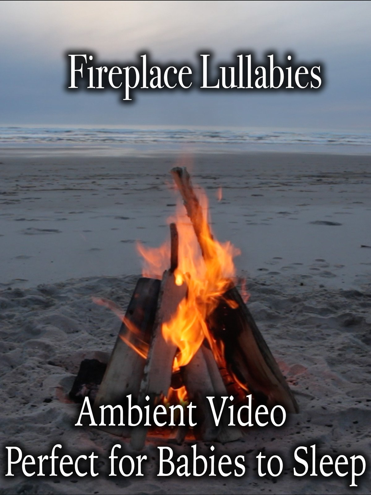 Fireplace Lullabies Ambient Video Perfect for Babies to Sleep