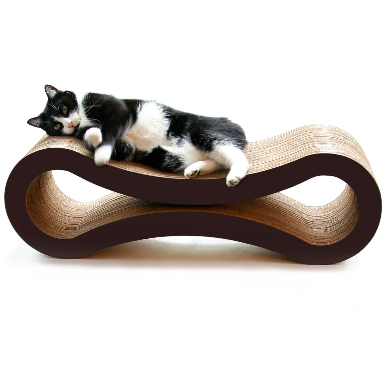 PetFusion Cat Scratcher Lounge – Deluxe