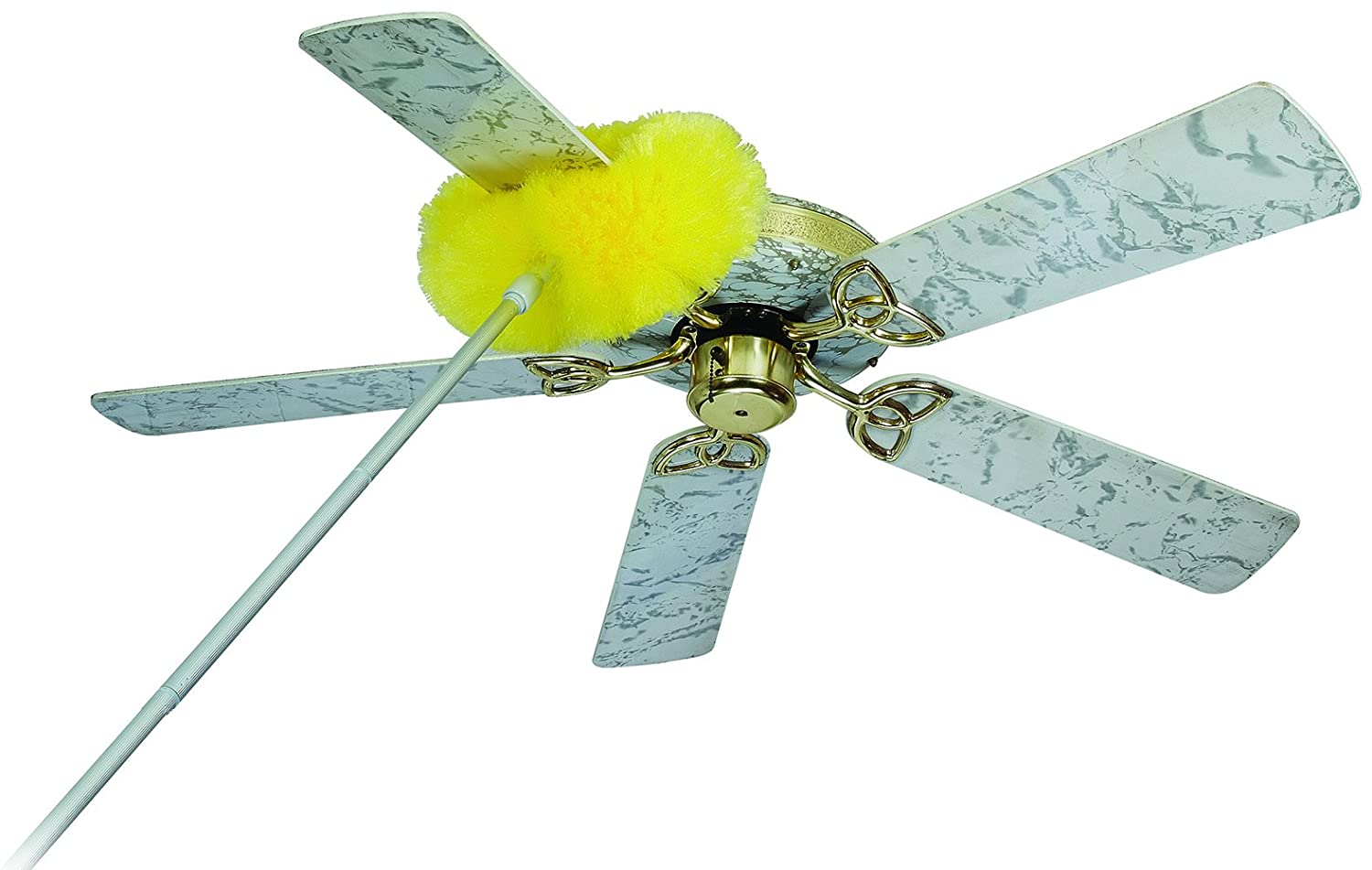 Microfiber Ceiling Fan Duster Cleaning Removable Washable