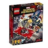 レゴ (LEGO) スーパー・ヒーローズ アイアンマン:デトロイト・スティールの攻撃 76077