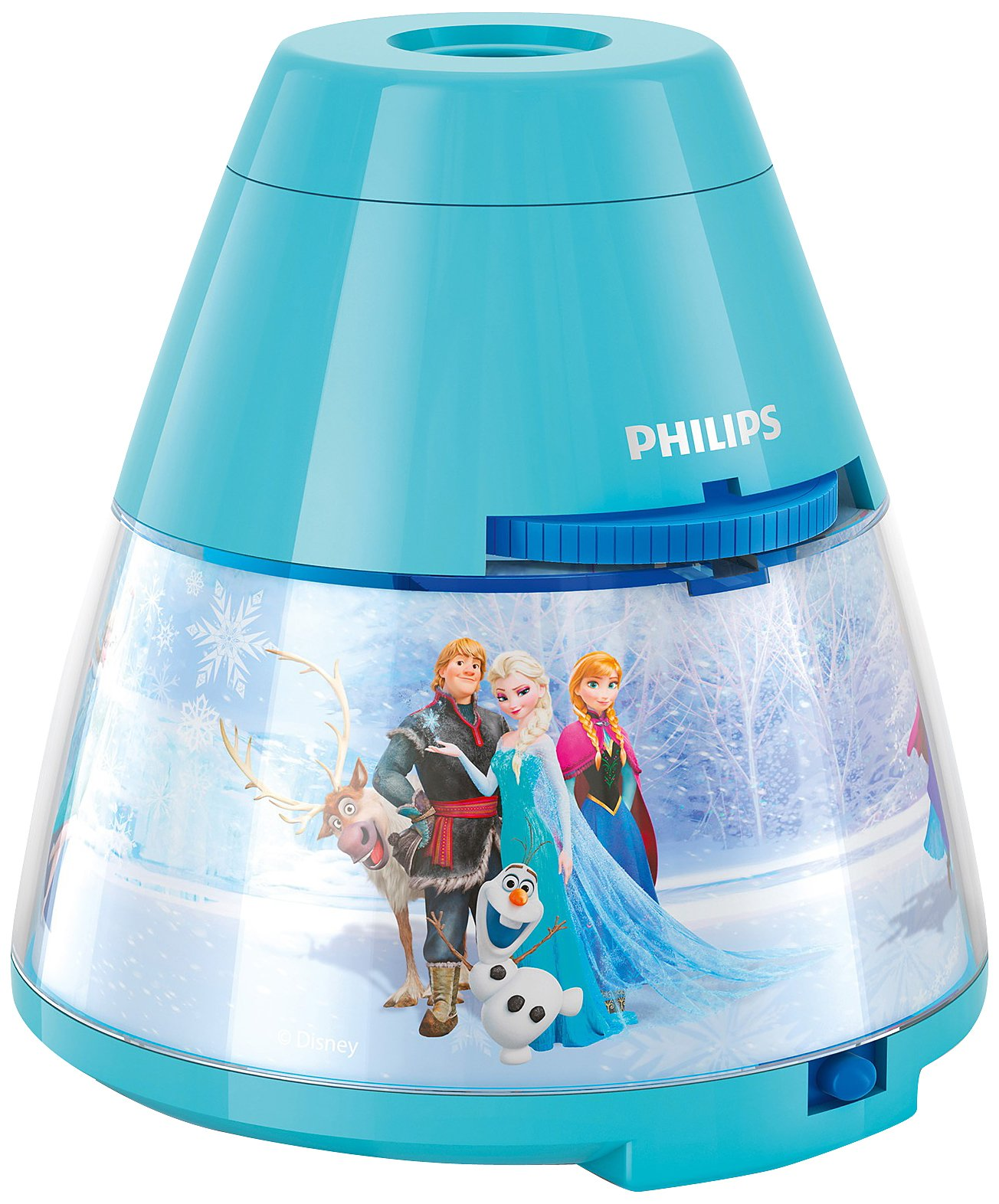 Philips e Disney, Frozen, Lampada da Tavolo Proiettore LED  eBay